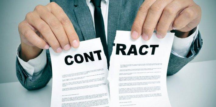 Что делать если клиент отказался от мероприятия?